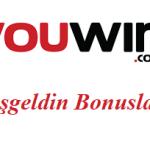 Youwin Hoşgeldin Bonusları