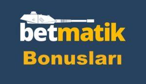 Betmatik Bonusları