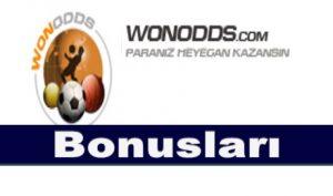 Wonodds Bonusları