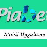 Piabet Mobil Uygulama